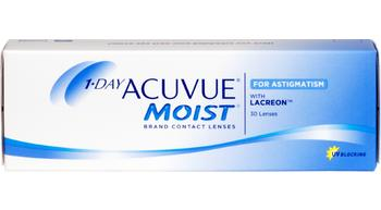 1 Day Acuvue Moist for Astigmatism 30 lens pack