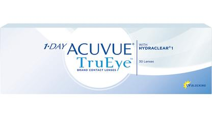 1 Day Acuvue TruEye 30 lens pack