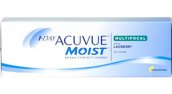 1 Day Acuvue moist Multifocal 30pk