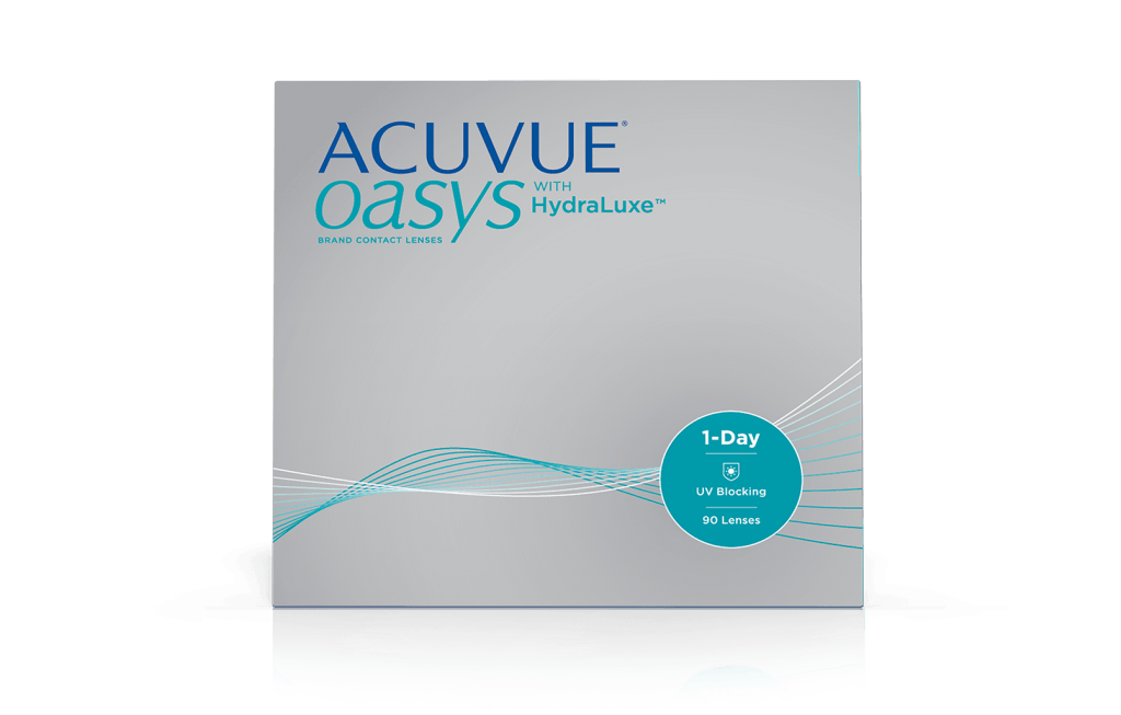Acuvue Oasys 1 Day with Hydraluxe Technology 90 lens pack.png