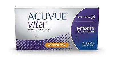 Acuvue Vita for Astigmatism 6 Pack