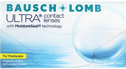 Bausch Lomb ULTRA for Presbyopia-6 pack