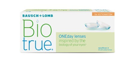 Biotrue ONE day for Astigmatism-30pk