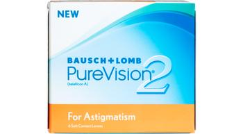 PureVision 2 for Astigmatism-6 pack